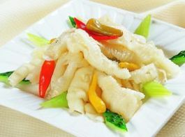Pickled Chicken Feet